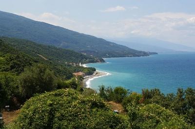 Παραλία Πάλιουρας