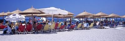 Οργανωμένη παραλία στη Βελίκα