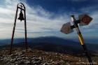 Τοπίο Ολύμπου από κορυφή Κισσάβου